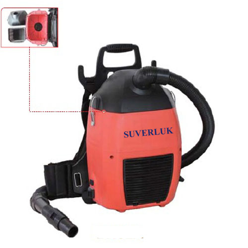 Backpack Dry Vacuum 5 L