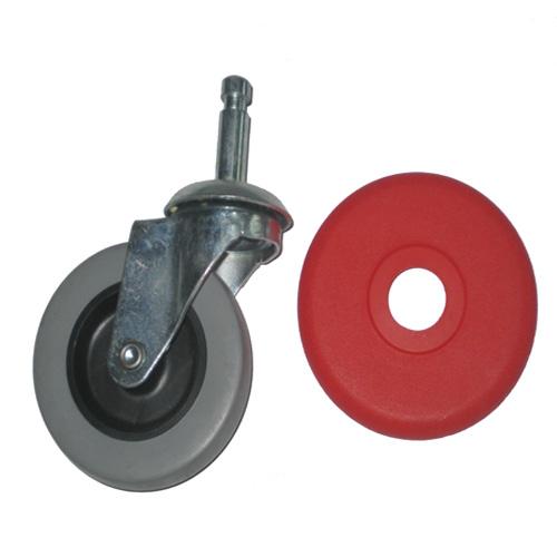 Roda Depan Vacuum 60/80 Ltr