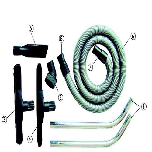 Accessories Vacuum 30L, 60L, 80L