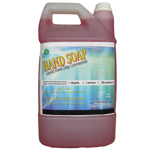 Hand Soap (Lemon, Strawberry)