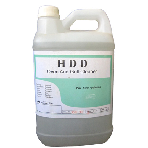 HDD (Oven Cleaner)